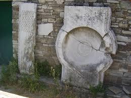 greek temple floor plan samos ireon hotels and car rental
