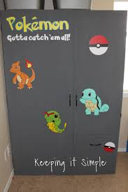 Instant Pot Decals by Keeping It Simple Laminate Wardrobe Redo With Paint And Pokemon