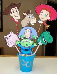 delux toy story buzz lightyear birthday centerpiece cricut ii
