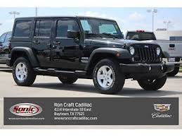 jeep wrangler on 24s used jeep wrangler for sale in houston tx with photos carfax