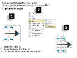 fishbone diagram ppt slides download powerpoint templates