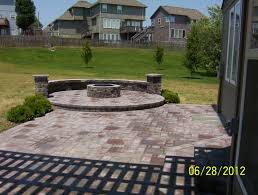 decorating stamped concrete patio with concrete projects plus