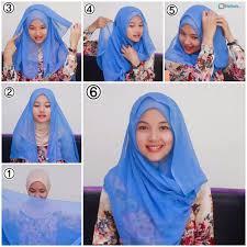 tutorial hijab paris ke pesta tutorial hijab paris segi empat