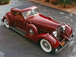 retro kimmer u0027s blog the 1930 u0027s super luxurious packard automobiles