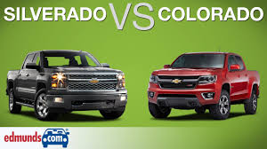 Chevy Colorado Bed Size Chevy Silverado Vs Chevy Colorado Which Chevy Truck Is Best