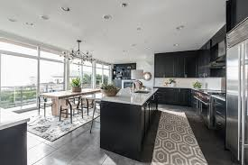 Area Rugs In Kitchen Modern Kitchen With Breakfast Nook By Atg Stores Zillow Digs
