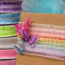 ruffle ribbon adorable ruffle ribbon craft products ruffles