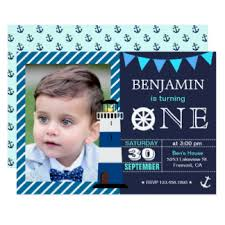 nautical first birthday party boy gifts nautical first birthday