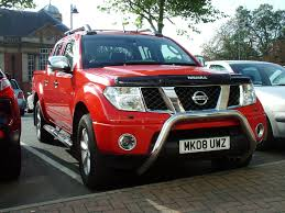 navara nissan 2008 navara aventura 2008 nissan navara aventura double cab 2 5