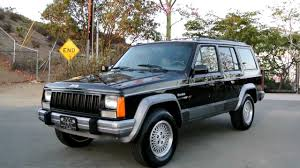1995 jeep cherokee country sport xj 2x4 manual 5 speed no woodie