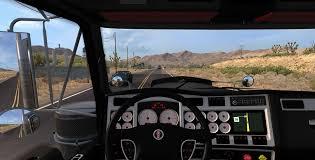 all kenworth trucks updated kenworth w900 redsteel interior mod euro truck simulator