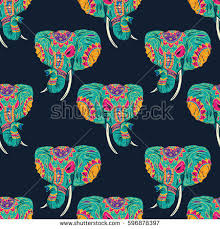 day dead colorful sugar skull indian stock vector hd royalty free