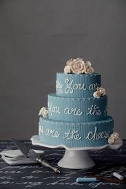 wedding cake quotes wedding cakes personalized with monograms quotes and poems