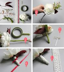 boutonniere mariage diy a jacket buttonhole mariage mariage original pacs