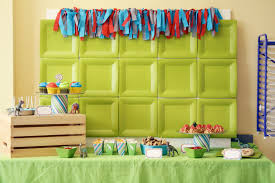 Party Decorating Ideas by 50 Awesome Boys U0027 Party Ideas