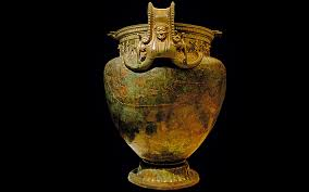 Francois Vase The Vix Krater A Testament To The Greek Wine Trade Greece Is