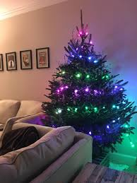 Best Way To Put Christmas Lights On Tree by Automating Christmas With Particle Docker And Siri