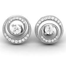 daily wear diamond earrings matching diamonds for earrings kreeli jewellery