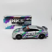 nissan singapore tomica custom tomica first color nissan gtr hks silver fully