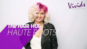 creating roots on blonde hair pravana 180 the hair hue haute hot roots hair color how to