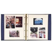personalized album presidential oversize personalized photo album exposures