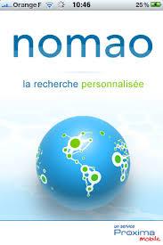 nomao apk nomao le moteur de recherche personnalisé iphone apps