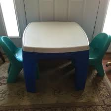 fisher price table chairs find more fisher price table with built in storage space and 2