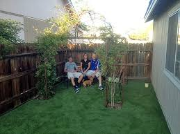 Lawn Free Backyard Green Lawn Utica Michigan Roof Top Small Backyard Ideas