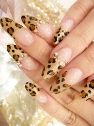 15 unique animal print nail art designs always in trend always