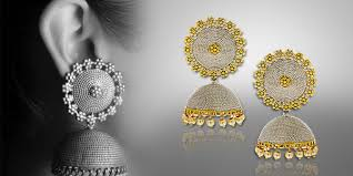 gujarati earrings different types of jhumka earrings every women must hold in
