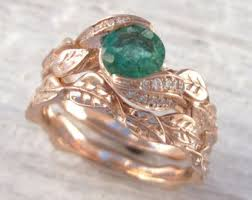 Moonstone Wedding Ring by Rainbow Moonstone Ring Set Antique Moonstone Engagement Ring