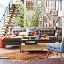 West Elm Sectional Sofa How To Buy A Sectional Sofa