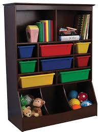 Storage Units For Kids Rooms by Kidkraft Kids Room Decor Toy Book Gift Organizer Wall Storage Unit