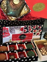 Chocolate Gift Baskets Chocolate Gift Basket Picture Of Le Rouge Handmade Chocolates By