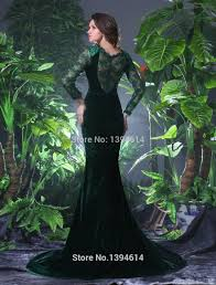 dark green velvet dress dress images