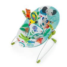 fisher price infant to toddler rocker sleeper safari pattern