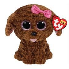 ty beanie boos small maddie dog soft toy daniela