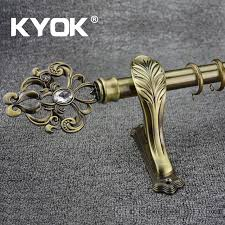 Curtain Rod Store Aliexpress Com Buy Kyok2017 New Designed Luxurious Curtain Rod
