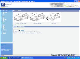 peugeot service box 2014 parts and service manual repair manual
