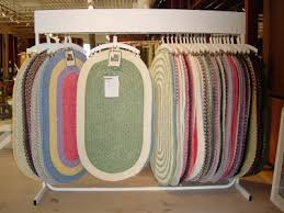 Oval Area Rugs Oval Area Rug Displays By Best Displays