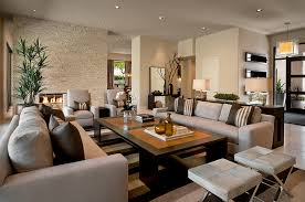 Living Room Layout Home Design Ideas - Long living room designs