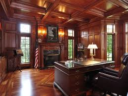 saratoga executive collection manager s desk traditional home office with flush light crown molding custom built