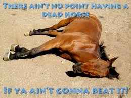 Beating A Dead Horse Meme - image 540693 beating a dead horse know your meme
