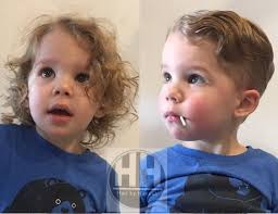 pompadour haircut toddler 25 cool haircuts for boys 2017