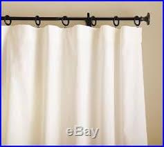 Ebay Pottery Barn Drapes S 2 Pottery Barn Cameron Pole Top Drapes Curtains Panels 50x96