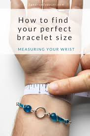 wrist bracelet size images How to measure your wrist to find your perfect bracelet size jpg