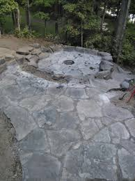 Slate Firepit Pits Landscape Company In Western Cities Metro Area