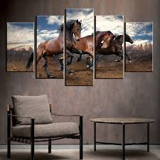 online get cheap wild horse prints aliexpress com alibaba group