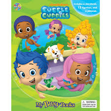 my busy book bubble guppies english edition editions phidal