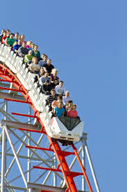 Six Flags X2 751 Besten Rollercoasters Bilder Auf Pinterest Achterbahnen